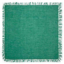 Buy John Lewis Flamenco Napkin, Blue Online at johnlewis.com