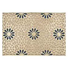 Buy John Lewis Fretwork Placemat, Gold Online at johnlewis.com