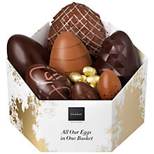 Buy Hotel Chocolat All Our Eggs in One Basket, 1.2kg Online at johnlewis.com