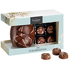 Buy Hotel Chocolat Milk Scrambled Egg, 210g Online at johnlewis.com