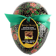 Buy Booja Booja Banoffee Toffee Chocolate Truffles, 34g Online at johnlewis.com