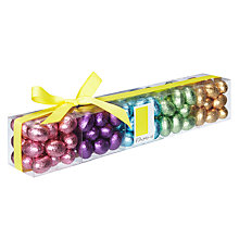 Buy Fahri Boxes of Coloured Foiled Eggs, 800g Online at johnlewis.com