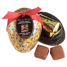 Buy Booja Booja Hazelnut Chocolate Truffles, 34g Online at johnlewis.com