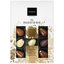 Buy Hotel Chocolat The H-Box Easter Egglets Selection, 180g Online at johnlewis.com