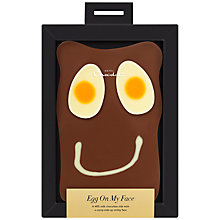 Buy Hotel Chocolat Egg On My Face Slab, 200g Online at johnlewis.com