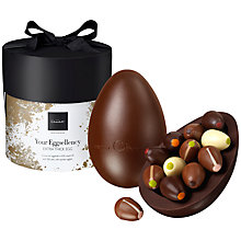 Buy Hotel Chocolat Your Eggsellency Extra Thick Egg, 390g Online at johnlewis.com