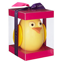 Buy James Chocolates Large Chick Easter Egg, 60g Online at johnlewis.com