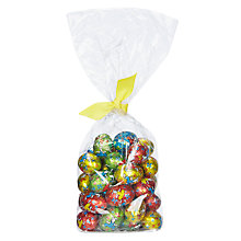 Buy Farhi Bag of Foil-Covered Praline Eggs, 275g Online at johnlewis.com