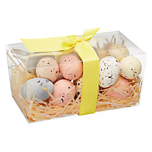 Buy Natalie Chocolate Speckled Eggs and Edible Grass Online at johnlewis.com