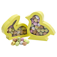 Buy Charbonnel et Walker Chick Box Mini Eggs, 150g Online at johnlewis.com