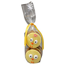 Buy Image on Food Chick Gingerbread Biscuits Bag, 150g Online at johnlewis.com