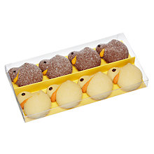 Buy Natalie Chocolates Sugared Ducklings, 120g Online at johnlewis.com