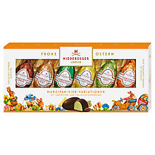 Buy Niederegger Marzipan Egg Variety Pack, 100g Online at johnlewis.com
