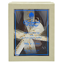 Buy Charbonnel et Walker Milk Chocolate Egg with Sea Salt Caramel Truffles, 380g Online at johnlewis.com