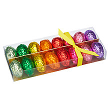 Buy Natalie Foil Eggs Double Decker, Pack of 16 Online at johnlewis.com