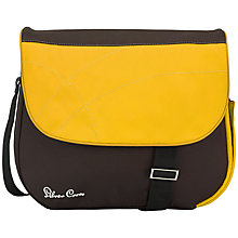 Buy Silver Cross Changing Bag, Yellow Online at johnlewis.com