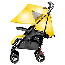Buy Silver Cross Reflex Pushchair, Yellow Online at johnlewis.com