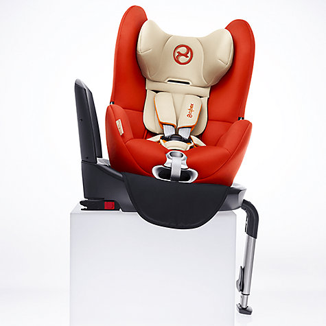 Buy Cybex Sirona Group 0 1 Baby Car Seat Autumn Gold