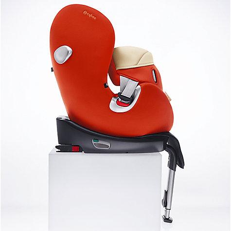 buy cybex sirona group 0 1 baby car seat autumn gold john lewis. Black Bedroom Furniture Sets. Home Design Ideas