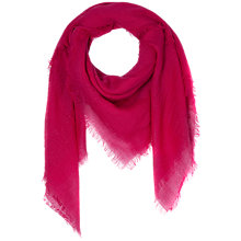 Buy Gerard Darel Scarf, Pink Online at johnlewis.com
