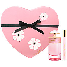 Buy Prada Candy Florale Eau de Toilette Gift Set Online at johnlewis.com