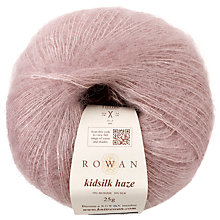 Buy Rowan Kid Mohair & Silk Yarn, 25g, Haze Shadow 653 Online at johnlewis.com
