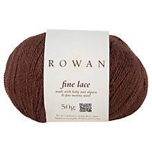 Buy Rowan Fine Lace Yarn, 50g Online at johnlewis.com