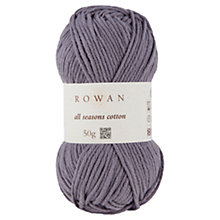 Buy Rowan All Seasons Aran Yarn, 50g Online at johnlewis.com