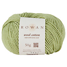 Buy Rowan Merino DK Yarn, 50g, Leaf Online at johnlewis.com