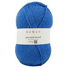 Buy Rowan Pure Wool Worsted Yarn, 100g Online at johnlewis.com
