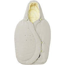 Buy Maxi-Cosi Pebble Footmuff, Digital Rain Online at johnlewis.com