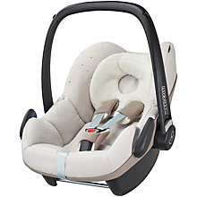 Buy Maxi-Cosi Pebble Car Seat, Digital Rain Online at johnlewis.com