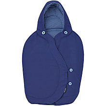Buy Maxi-Cosi Pebble Footmuff, Rive Blue Online at johnlewis.com