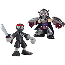 Buy Teenage Mutant Ninja Turtles Half-Shell Heroes: Shredder & Foot Soldier Online at johnlewis.com