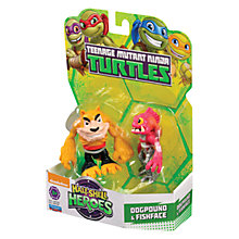 Buy Teenage Mutant Ninja Turtles Half-Shell Heroes: Dogpound & Fishface Online at johnlewis.com