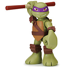Buy Teenage Mutant Ninja Turtles Half-Shell Heroes: Talking Turtle Donnie Online at johnlewis.com