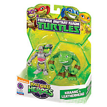 Buy Teenage Mutant Ninja Turtles Half-Shell Heroes: Kraang & Leatherhead Online at johnlewis.com