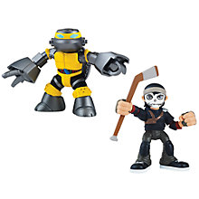 Buy Teenage Mutant Ninja Turtles Half-Shell Heroes: Metalhead & Casey Jones Online at johnlewis.com