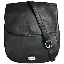 Buy OSPREY LONDON Atra Small Leather Across Body Bag Online at johnlewis.com