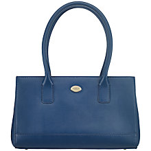 Buy OSPREY LONDON Colton Leather East/West Shoulder Bag Online at johnlewis.com