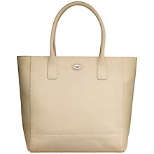 Buy OSPREY LONDON Haxby Work Leather Tote Bag Online at johnlewis.com