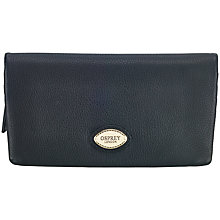 Buy OSPREY LONDON Lana Leather Medium Wallet Online at johnlewis.com
