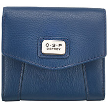 Buy O.S.P OSPREY Petra Small Leather Purse Online at johnlewis.com