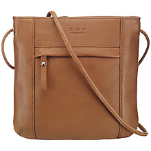 Buy O.S.P OSPREY Mini Murano Leather Crossbody Bag Online at johnlewis.com
