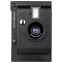 Buy Lomography Lomo'Instant Analogue Camera Online at johnlewis.com