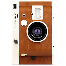 Buy Lomography Lomo'Instant Analogue Camera, Sanremo Edition Online at johnlewis.com