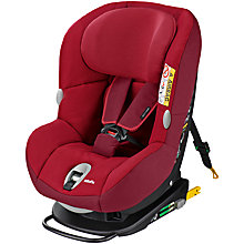 Buy Maxi-Cosi MiloFix Car Seat, Robin Red Online at johnlewis.com
