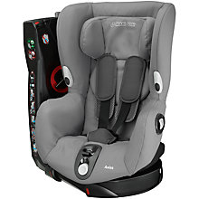 Buy Maxi-Cosi Axiss Group 1 Car Seat, Concrete Grey Online at johnlewis.com