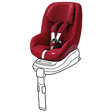Buy Maxi-Cosi Pearl Car Seat, Robin Red Online at johnlewis.com