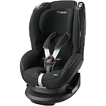 Buy Maxi-Cosi Tobi Car Seat, Digital Black Online at johnlewis.com